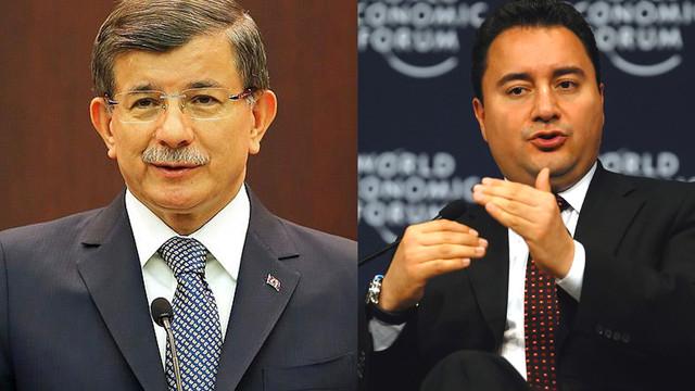Son seçim anket açıklandı: İşte Davutoğlu ve Babacan'ın oy oranı