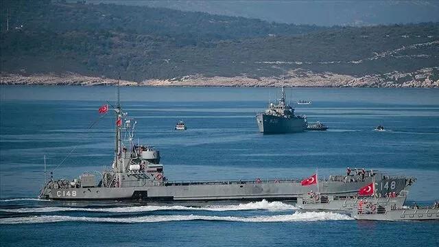 Türkiye bir Navtex daha yayımladı