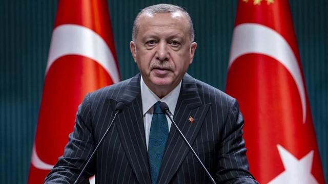 Cumhurbaşkanı Erdoğan'dan ''Malazgirt'' paylaşımı