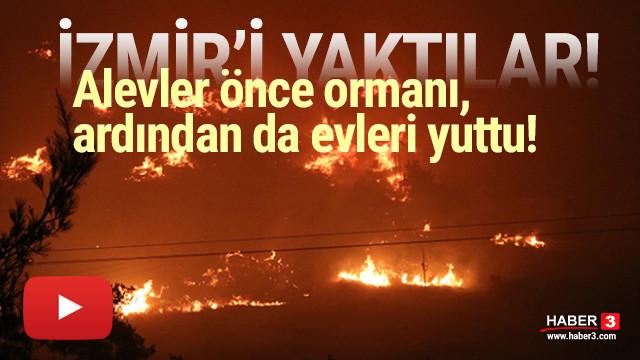 İzmir'de kabus sürüyor! Evler boşaltıldı