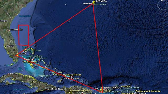 Bermuda Şeytan Üçgeni'nin sırrı çözüldü