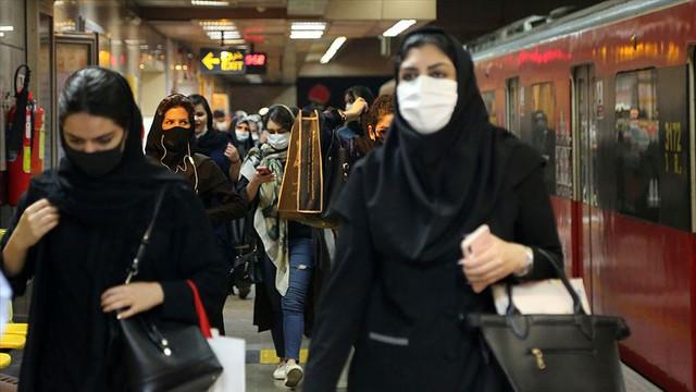 İran'ın koronavirüs verileriyle ilgili şok iddia!