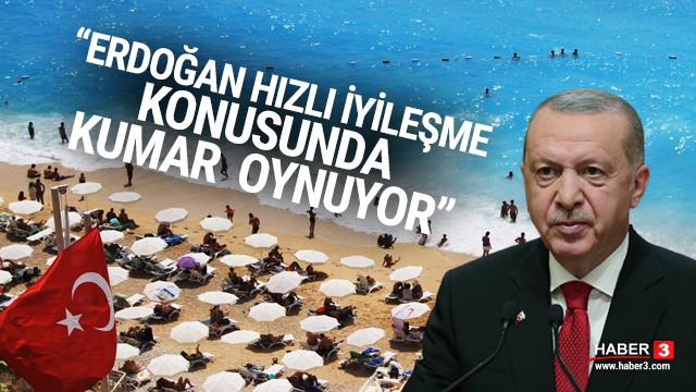 Financial Times: Erdoğan hızlı iyileşme konusunda kumar oynuyor
