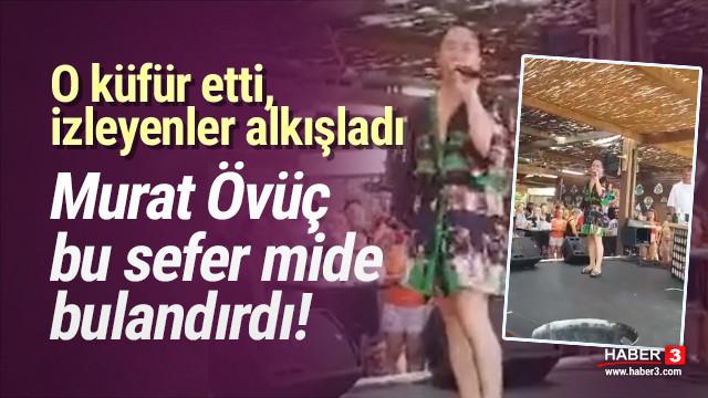 Murat Övüç'ten ağza alınmayacak küfür