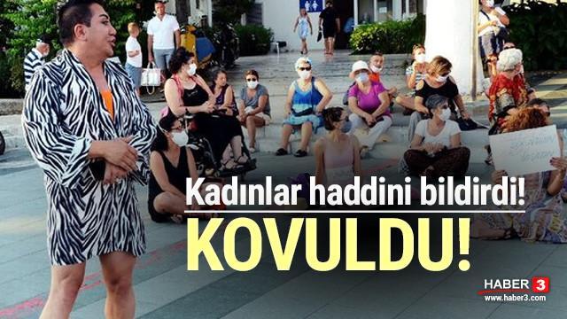 Kadınlar Murat Övüç'ü  kovdu!