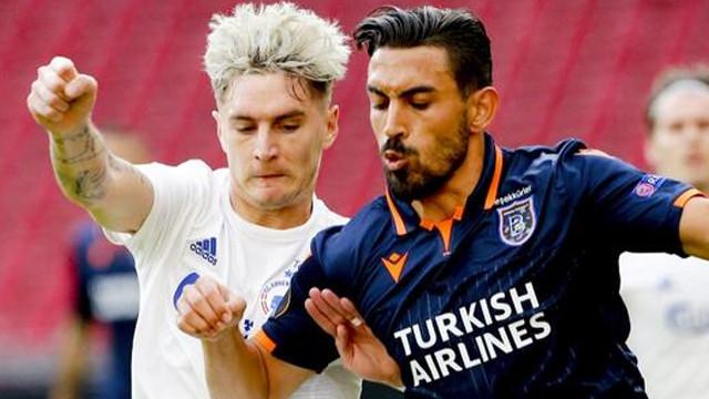 Başakşehir UEFA Avrupa Ligi'ne veda etti!