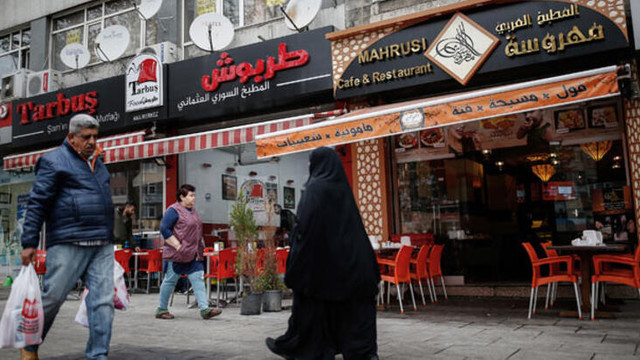 Türkçe olmayan tabelaya para cezası!