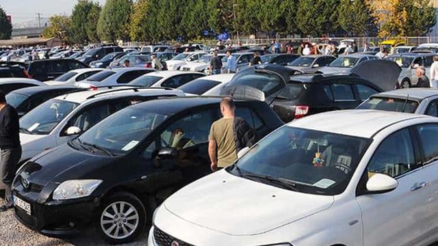 İkinci el araç satışında yeni dönem! 5 bin lira ceza geliyor