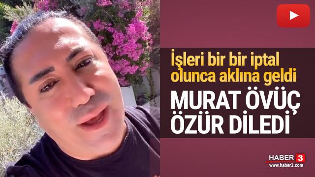 Murat Övüç'ten geri adım! Yeşim Salkım'dan af diledi