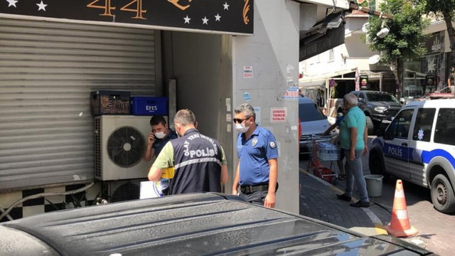 İstanbul'da pompalı dehşet!
