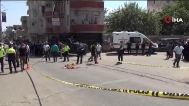 Şırnak'ta korkunç kaza! 1 ölü, 1 yaralı