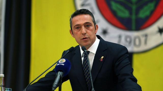 Ali Koç'tan harcama limiti açıklaması: ''Burada bir oyun oynanıyor''