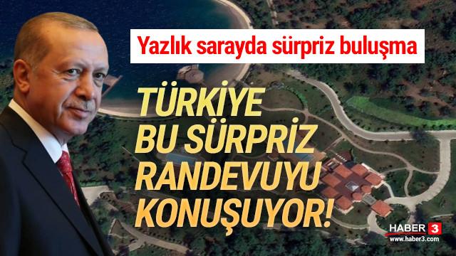 Emre Belözoğlu ile Erdoğan ne görüştü ?