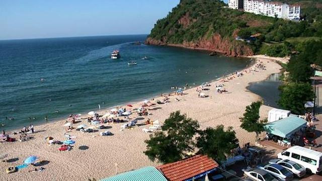 Bartın'da plajlara kısıtlama getirildi