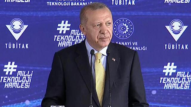 Erdoğan'dan yerli koronavirüs aşısı için müjdeyi verdi