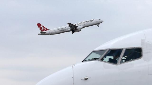 THY'nin yolcu sayısı ağustosta %64 düştü