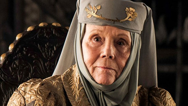 Game of Thrones'un Lady Tyrell'i yaşamını yitirdi