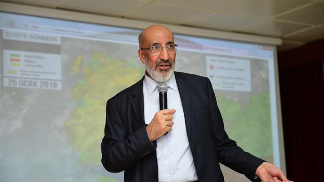 Dilipak'tan skandal ''fahişe'' sözlerine ''AKP''li savunma