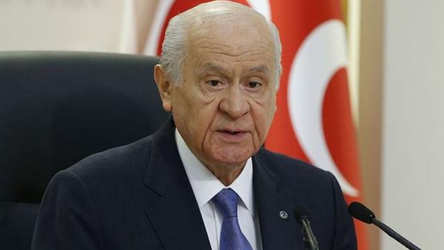 MHP Lideri Bahçeli'den Doğu Akdeniz açıklaması