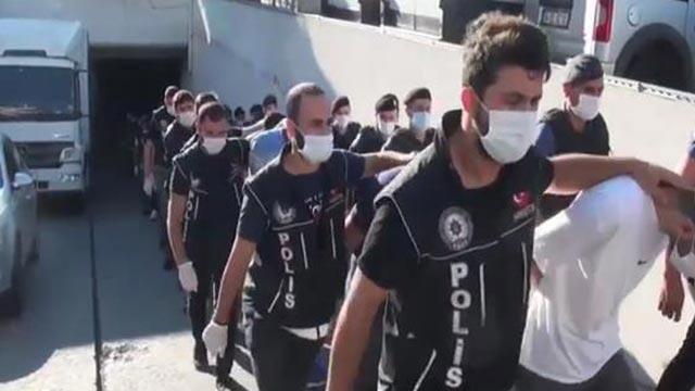 İstanbul'da uyuşturucu operasyonu: 42 kişi tutuklandı