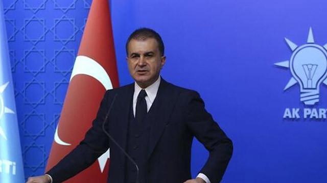 AK Parti Sözcüsü Çelik: Her darbe vatana ihanettir