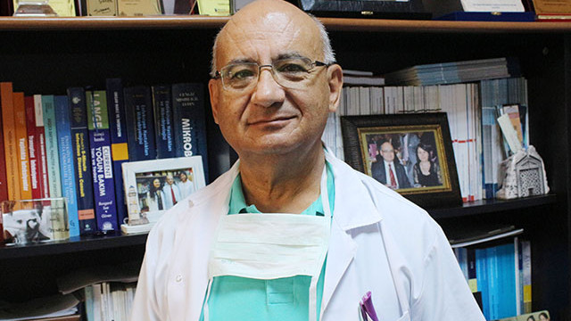 Prof. Dr. Yalçın'dan koronavirüs aşısı açıklaması