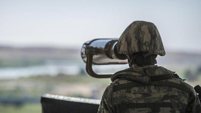 Sınırda operasyon! DEAŞ militanı sınırda yakalandı