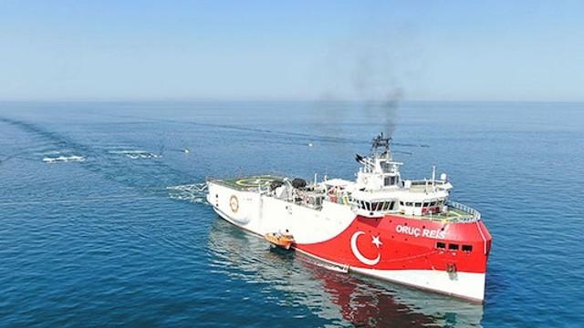 Oruç Reis, Antalya Limanı'na neden döndü?