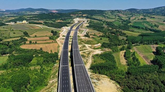 Kuzey Marmara Otoyolu ne zaman bitecek? Bakan açıkladı