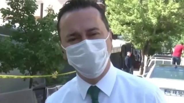 NTV Cumhurbaşkanlığı muhabiri koronavirüse yakalandı