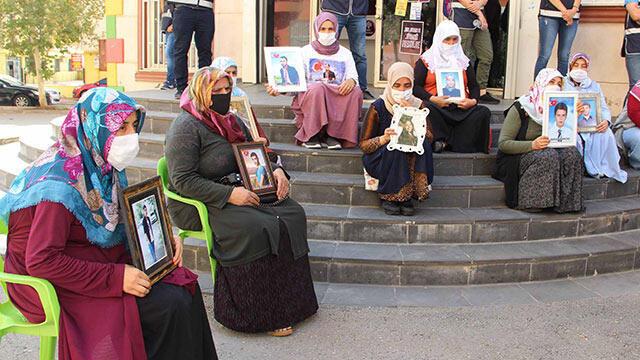 HDP önündeki oturma eyleminde 378'inci gün