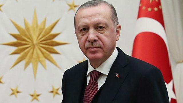 Cumhurbaşkanı Erdoğan'dan Kızılay'a başsağlığı mesajı