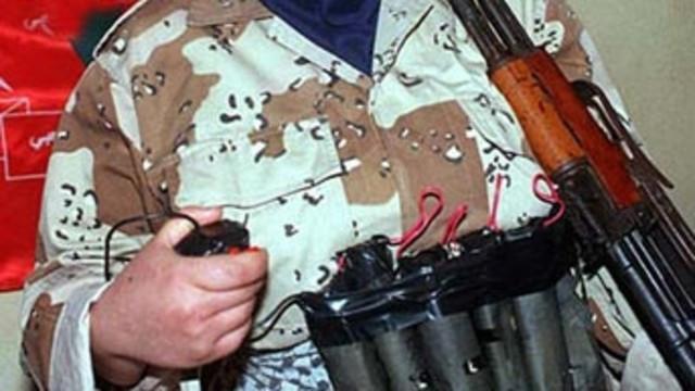 Meclis girişine ''canlı bomba'' kalkanı geliyor