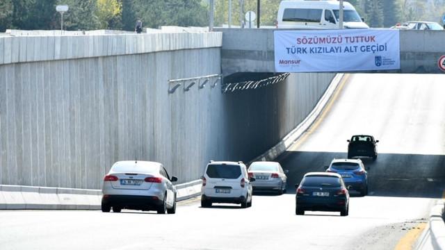 Mansur Yavaş Ankaralılara verdiği sözü tuttu