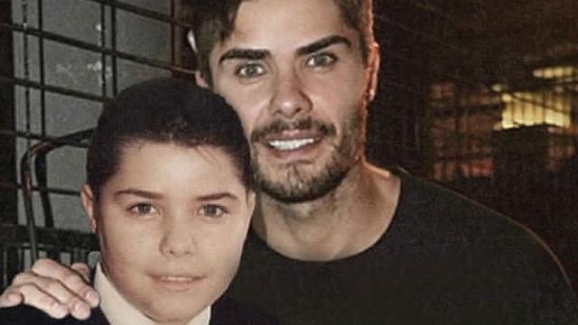Barış Murat Yağcı'nın 16 yaşında 100 kilo fotoğrafı ortaya çıktı