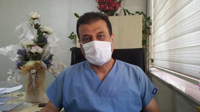 Koronayı yenen doktor: Milyonlarca dikenin üzerinde yatıyor gibi canım acıyordu