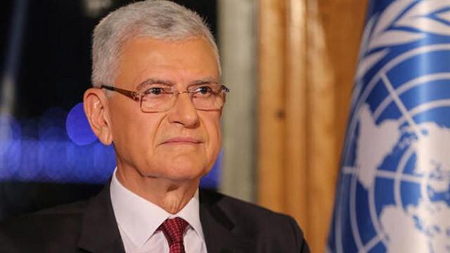 Dışişleri Bakanlığı'ndan ''Volkan Bozkır'' açıklaması