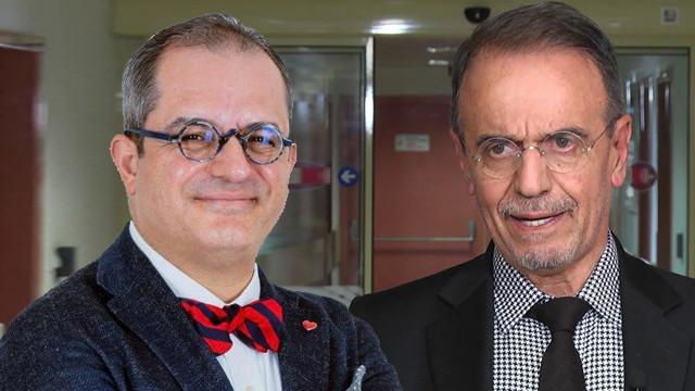 Prof. Dr. Ceyhan ve Prof. Dr. Çilingiroğlu birbirine girdi