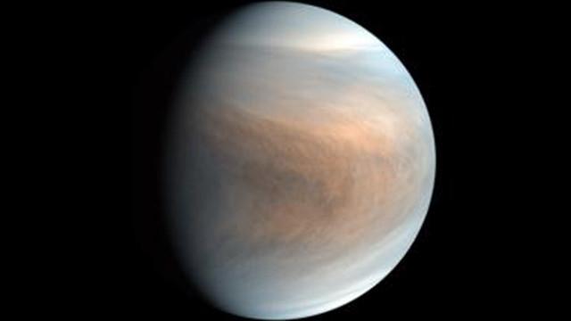 ''Venüs bir Rus gezegenidir''