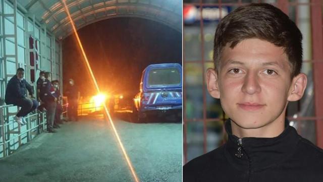 17 yaşındaki genç yol kenarında ölü bulundu