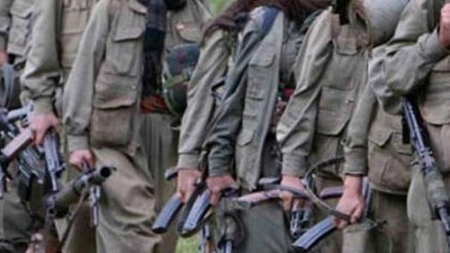 PKK'lı terörist saklandığı evde kıskıvrak yakalandı
