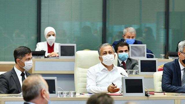 İstanbul Filyasyon Kurulu Vali Yerlikaya başkanlığında toplandı