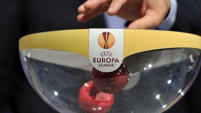 UEFA Avrupa Ligi'ndeki rakiplerimiz belli oldu!
