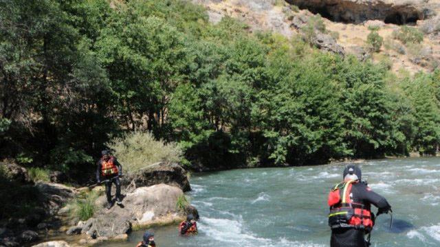 Tunceli'de kayıp 2 kardeşi arama çalışmaları altıncı gününde devam ediyor