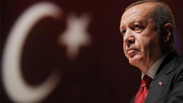 Cumhurbaşkanı Erdoğan'dan ''Gaziler Günü'' mesajı