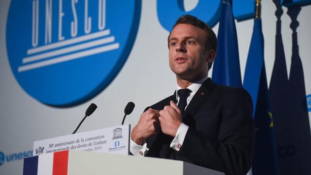 Fransa Cumhurbaşkanı Macron'dan Türkçe tweet