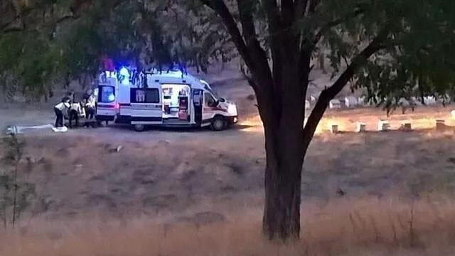 Korkunç ölüm! Yere çakılan paraşütçü hayatını kaybetti