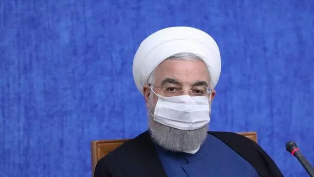 Ruhani: ABD, zorbalıkla muamele ederse bizden kesin bir cevap alır