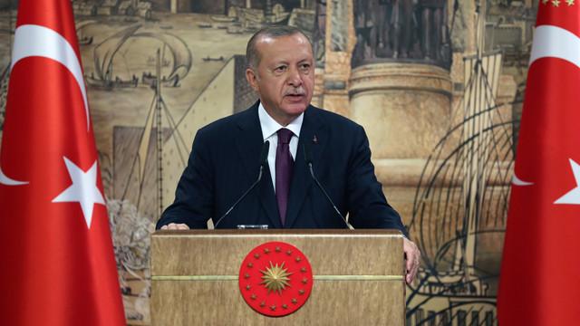 Cumhurbaşkanı Erdoğan'dan ''yerli aşı'' açıklaması