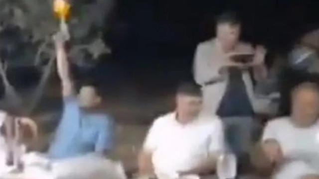 CHP'li başkanın ''kuralsız'' eğlencesine tepki